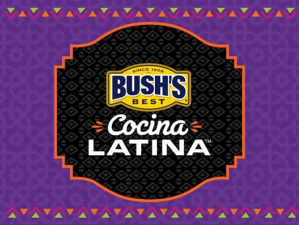 BUSH'S Cocina Latina Product Launch