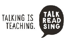 Talk. Read. Sing