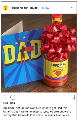 Southeastern Mills – Louisiana Hot Sauce Social Media - Social