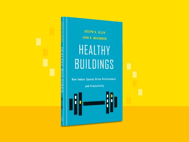 Healthy Buildings Book Digital Campaign